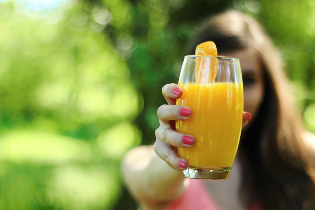 dieta oczyszczajaca - aloes do picia